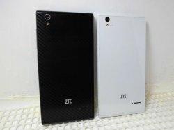 画像2: ZTE Blade Vec 4G モックアップ 2色セット