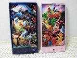 NTTドコモ DM-01H Disney Mobile on Docomo モックアップ 2色セット