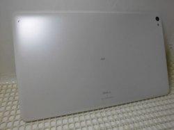 画像2: au HWT31 QuaTab02 モックアップ ホワイト