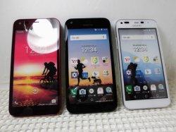 画像1: Y!mobile 503KC DIGNO E モックアップ 3色セット