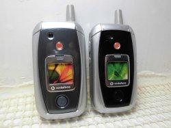 画像1: ボーダフォン 702MO モックアップ 2色セット 【クリックポスト非対応商品】
