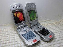 画像2: ボーダフォン 702MO モックアップ 2色セット 【クリックポスト非対応商品】