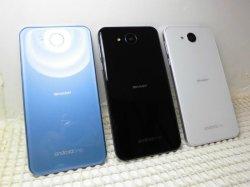 画像2: Y!mobile 507SH Android one モックアップ 3色セット