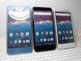 Y!mobile 507SH Android one モックアップ 3色セット