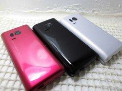 画像3: Y!mobile 504SH AQUOSケータイ モックアップ 3色セット