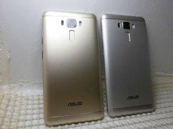 画像2: ASUS ZenFone3 Laser ZC551KL モックアップ 2色セット