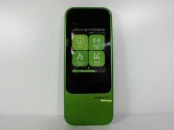 画像1: au HWD35 Speed Wi-Fi NEXT W04 モックアップ グリーン