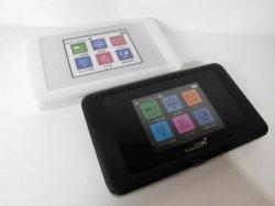 画像1: ソフトバンク 601HW Pocket WiFi モックアップ 2色セット