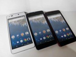 画像1: Y!mobile Android one S2 モックアップ 3色セット