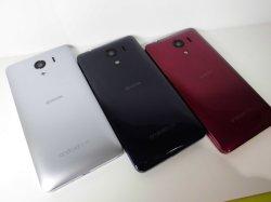 画像2: Y!mobile Android one S2 モックアップ 3色セット