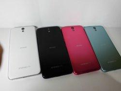 画像2: Y!mobile Android one S1 モックアップ 4色セット