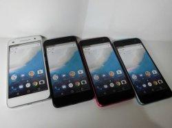 画像1: Y!mobile Android one S1 モックアップ 4色セット