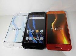 画像4: ソフトバンク 604SH AQUOS R モックアップ 3色セット