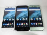 Y!mobile Android one X1 モックアップ 3色セット