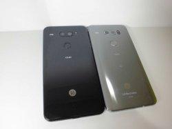 画像2: au LGV35 isai V30 モックアップ 2色セット