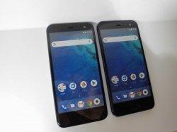 画像1: Y!mobile X2-HT Andoroid One X2 モックアップ 2色セット