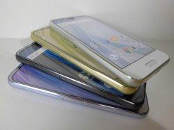 画像3: ソフトバンク 701SH AQUOS R Compact モックアップ 4色セット