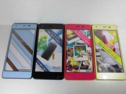 画像1: au KYV44 Qua phone QZ モックアップ 4色セット