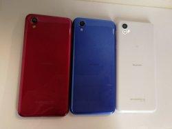 画像2: Y!mobile Android one X4 モックアップ 3色セット