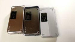 画像1: au W52P モックアップ 3色セット