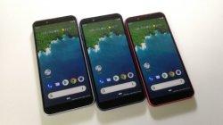 画像1: Y!mobile Android one S5 モックアップ 3色セット