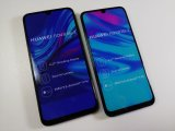 UQ-Mobile Huawei nova lite 3 モックアップ 2色セット