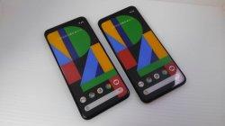 画像1: Google Pixel4XL モックアップ