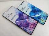 au SCG02 Galaxy S20+ 5G モックアップ