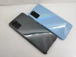 画像2: au SCG02 Galaxy S20+ 5G モックアップ 2色セット