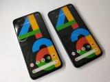 Google Pixel4a モックアップ