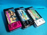 NTTドコモ P-05C LUMIX Phone モックアップ 3色セット